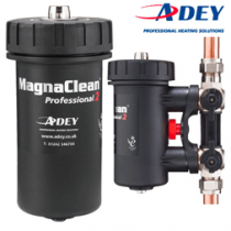 Magnetic Filters & Scale Reducers
