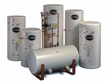 Unvented Hot Water Cylinder Spares